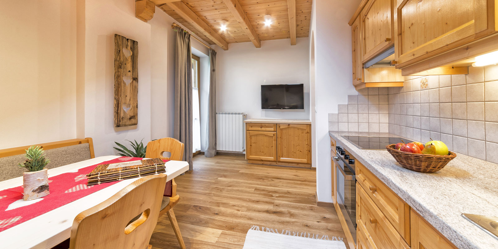 Apartment Enzian for 2 - 3 people