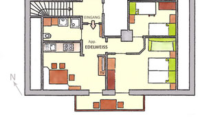 Apartment Edelweiss